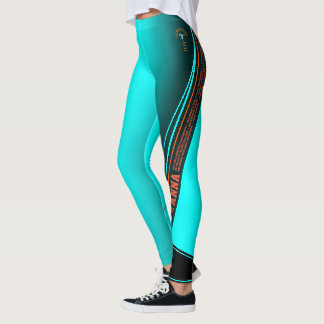 """Anna"" Gymnastic Leggings"