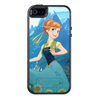 Anna | Heart Full of Sunshine OtterBox iPhone 5/5s/SE Case