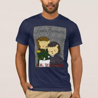 Anna Karenina (Yozhin family) t-shirt