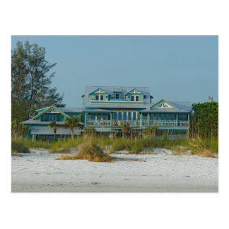 Anna Maria Beach Home Postcard