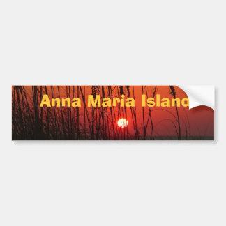 Anna Maria Island Bumper Sticker