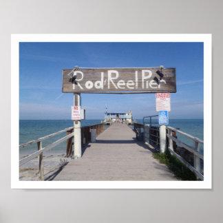 Anna Maria Island Pier Poster