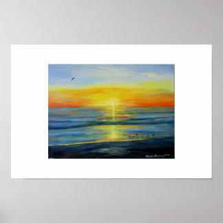 Anna Maria Island Sunset Poster