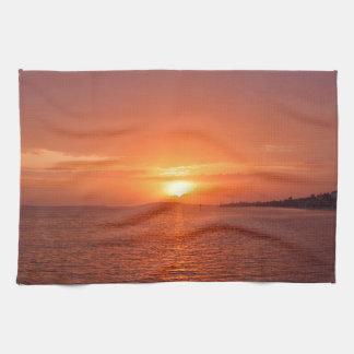 Anna Maria Sunrise Towel