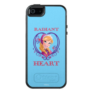 Anna | Radiant Heart OtterBox iPhone 5/5s/SE Case