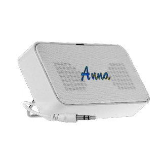 Anna Speaker System