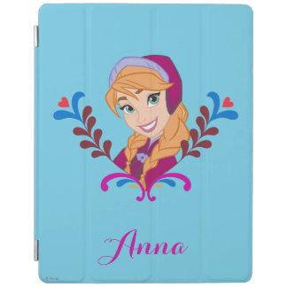 Anna | Strong Heart iPad Cover