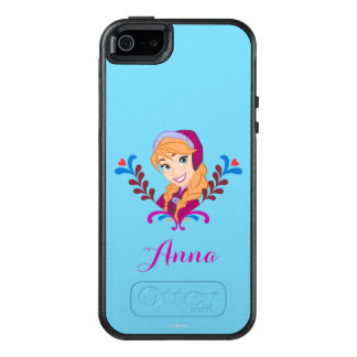 Anna | Strong Heart OtterBox iPhone 5/5s/SE Case