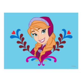 Anna | Strong Heart Postcard