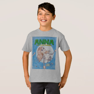 Anna The Little Android Cover Art Shirt (kids)