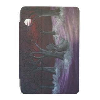 Annabel Lee dark misty forest iPad Mini case iPad Mini Cover