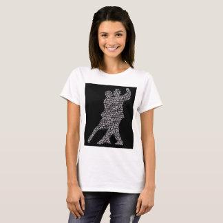Annabel Lee Typograph T-Shirt
