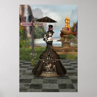 Annabella's Amusement Poster