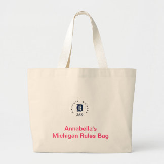 Annabella's Michigan Rules BAg