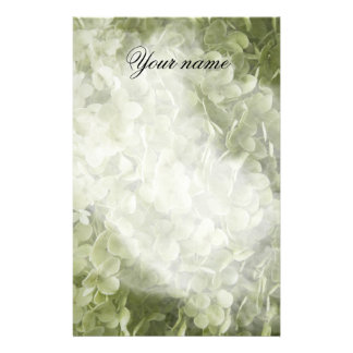 Annabelle Hydrangea Stationery