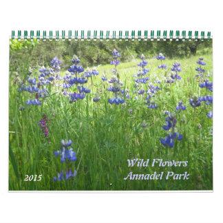 Annadel State Park Calendar - Wild Flowers