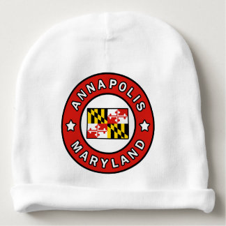 Annapolis Maryland Baby Beanie