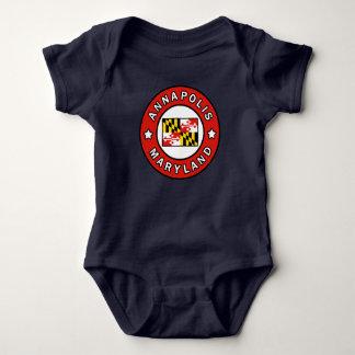 Annapolis Maryland Baby Bodysuit