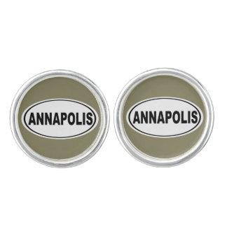 Annapolis Maryland Cufflinks