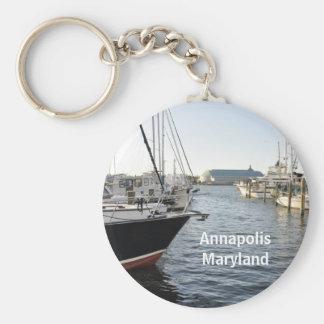 Annapolis, Maryland Keychain