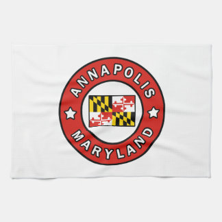 Annapolis Maryland Kitchen Towel