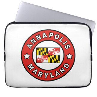 Annapolis Maryland Laptop Sleeve