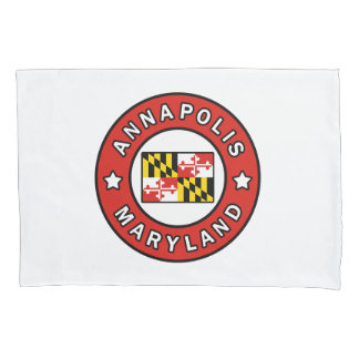 Annapolis Maryland Pillowcase