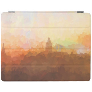 Annapolis Maryland Skyline IN CLOUDS iPad Cover