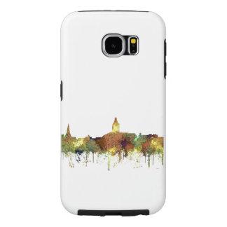 Annapolis, Maryland Skyline SG - Safari Buff Samsung Galaxy S6 Cases
