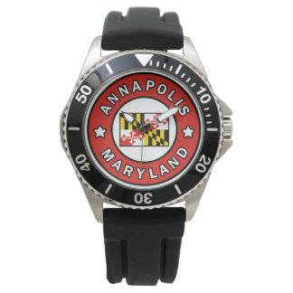 Annapolis Maryland Watch