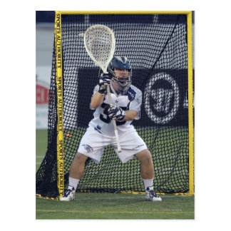 ANNAPOLIS, MD - AUGUST 13:  Goalie Brian Phipps Postcard