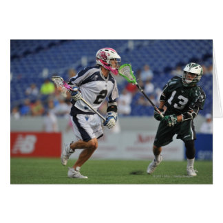 ANNAPOLIS, MD - JULY 23:  Justin Smith #2 5 Card