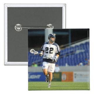 ANNAPOLIS, MD - JUNE 25:  Dan Hardy #22 2 2 Inch Square Button