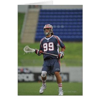 ANNAPOLIS, MD - JUNE 25:  Paul Rabil #99 6 Card