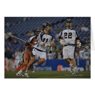 ANNAPOLIS, MD - MAY 14:  Kyle Dixon #11 6 Card