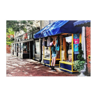 Annapolis MD - Opening For Business Acrylic Print