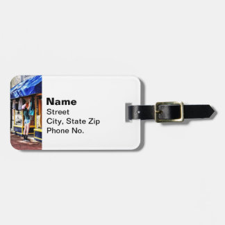 Annapolis MD - Opening For Business Luggage Tag