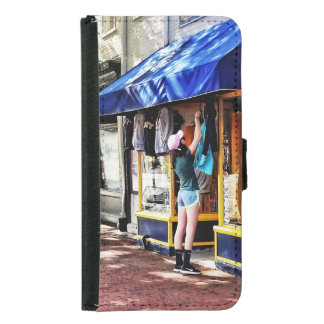 Annapolis MD - Opening For Business Samsung Galaxy S5 Wallet Case