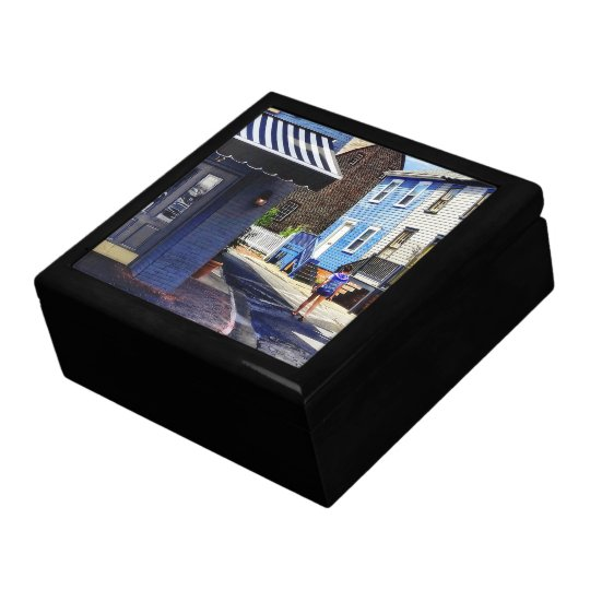 Annapolis MD - Strolling Along Pinkney Street Gift Box