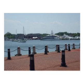 Annapolis Postcard