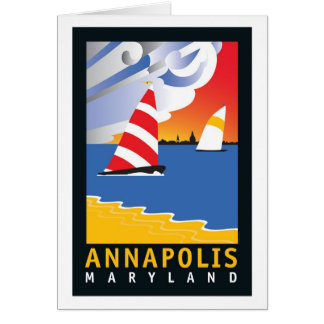 Annapolis, Wednesday Afternoon Card