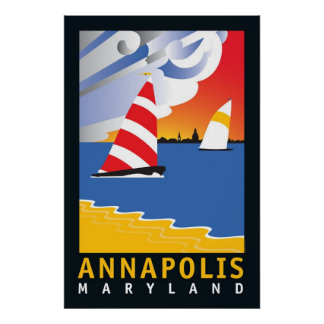Annapolis, Wednesday Afternoon Poster