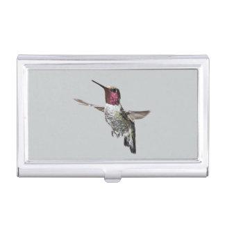 Anna's Hummingbird business card holder