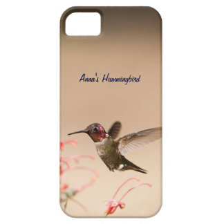 Anna's Hummingbird iPhone 5 Cover