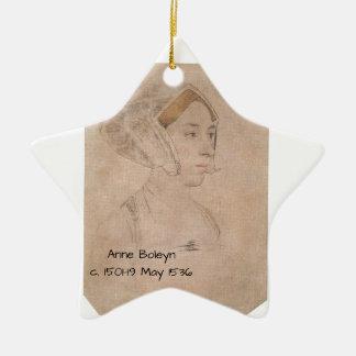 Anne_Boleyn-2 Ceramic Ornament