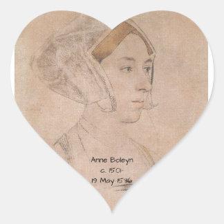 Anne_Boleyn-2 Heart Sticker