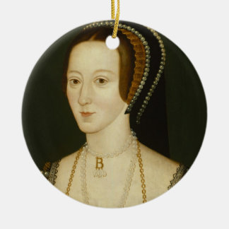 Anne Boleyn and Henry VIII Ornament