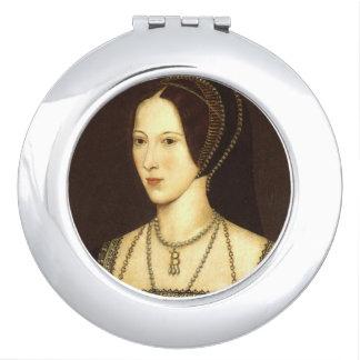 Anne Boleyn Compact Mirror