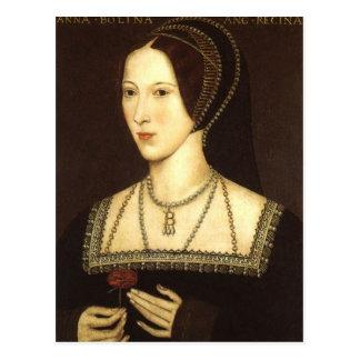 Anne Boleyn Hever Castle postcard