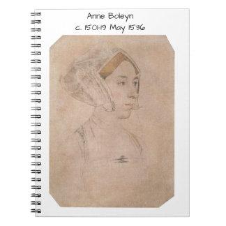 Anne Boleyn Notebook